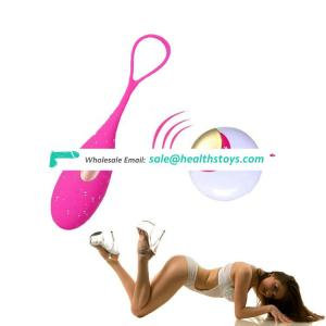 10 Speed Wireless Remote Vibrating Massage Egg for Women Climax