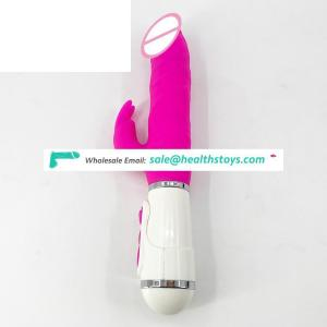 2019 FAAK Clitoris Stimulate Vibrator Female Masturbator Rabbit Vibrator Wholesale 10 Speed G-spot Massage Dildo Rabbit Vibrator