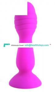 """9.7CM 3.81""""Anal training Expand Plug Anal Sex For Men Women Masturbation,FAAK Silicone Small Size Sex Toys Plug Anal Butt"""