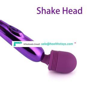 AV Vibrator Clit Stimulation Multi-Speed Wand Massager Adult Sex Toys For Women