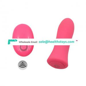 Adult Sex Toy Remote Control Strong Vibration Jumping Egg for Women