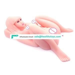 Beautiful girl love product half body mini sexy love doll for men