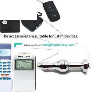 E Stim Pin 2.0 Tens Wire Butt Plug Anal Machine Wholesale Sex Toy Tens Unit
