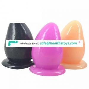 FAAK 059 Unisex High simulation penis Masturbation Industrial port Adult products Anal plug