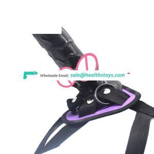FAAK 18.5cm dog dildo  penis with belt sex toy for lesbian sex toys Strap on dildo penis with belt for women
