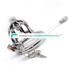 FAAK 5.1cm SM sex toys chastity lock penis cage for male chastity device cock cage metal chastity cage for man