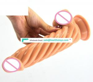 FAAK 7.9Inch  dildo silicone anal plug for ass realistic toys sex adult rubber penis toys sex adult dildo anal