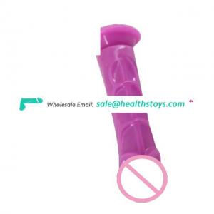FAAK Anal Butt Plug PVC sex toys and Flirt Erotic toy Vagina Stimulator Sex Products for women Sex Toys