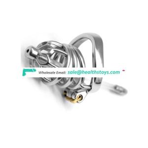 FAAK FRRK-02D Chastity Device male Cage Chastity For Man Prison Cage Bondage Cage for  penis Sex Toy Stainless Steel