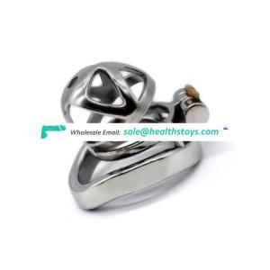 FAAK FRRK 04C Chastity Device 304 Stainless Steel Adult Small Cock Cage Penis Ring For Sex Life Bondage Cage Sex Games
