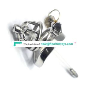 FAAK FRRK Sexy Toy 40/45/50mm Bird Cage Chastity Device Metal Cock Cage Penis Lock Sex Toys Shirt sex toy cock cage for men