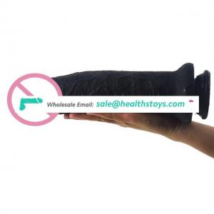 FAAK Full Of Elasticity Dildos with Strong Suction Cup and Feel Very Good Sex Toys for Women Products