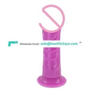 FAAK PVC Big Realistic Penis Dildos and Sensuality Sex Products for Women and Men Sex Toys