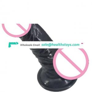 FAAK Realistic PVC Dildo Anal Pulg Adult Sex Toys With Strong Suction Cup  for Adults Sex Products