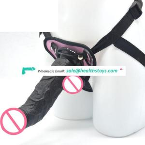 FAAK lesbian sex toy ladies dress strapon dildo pants strapon dildo with belt Strapon dildo penis with belt sex toy for lesbian