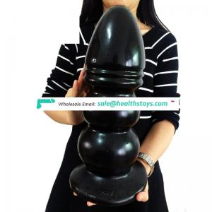 """FAAK017 14.2"""" Huge and thick Tower model Giant G-spot Dildo High simulation high pleasure for Women"""