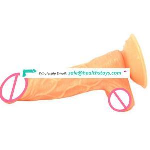 FAAK03 Skin Touch Mini Dildo With Power Suction Dildo Plug Anal Man And Women Realistic Texture Mini Dildo