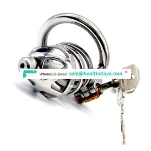 FRRK 54mm sex shop  cock cage SM sex toy  chastity cage  chastity lock penis cage with keyholder Male chastity device