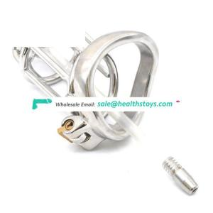 FRRK medical Chastity Device Prison Cage Sex Toy for male Bondage Cage Cock Lock of penis Sex Games Cage Chastity For Man