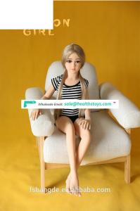 Factory sale silicone sex doll small breast for oral toys europe with high quality and best price