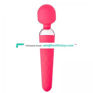 High quality good feeling medical silicone mini finger vibrator sex toy