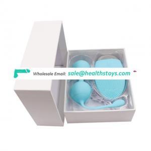 IP7 Waterproof Double Motor Vibrator Jump Egg Sex Toy for Women