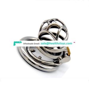 Male Chastity device cock Cage metal Chastity Belt Sex Toys Penis Cage CB6000 Drop shipping stainless steel cock cage for adult