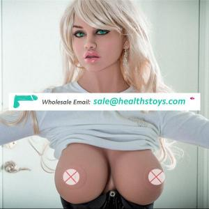 Medical TPE silicone realistic pussy vagina ass real big breast lifelike   Sex doll for man