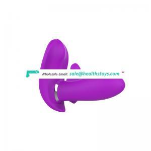 User-friendly design wireless pulse vibrator sex toy women dildo