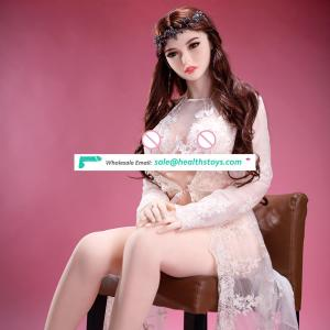Wholesale cheap price Real love silicone sex doll with real vagina and Ass for masturbation (165cm)