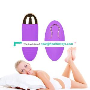 Wireless Female Massager remote control vibrating egg for women vagina pussy